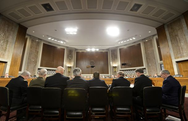 Sequestration Hearing