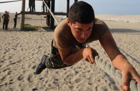 How One Month of Preparation Can Make Boot Camp a Breeze