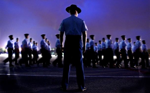 Air Force Marching